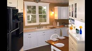 kitchen small kitchen ideas on a budget before and after sloped