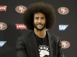 colin kaepernick kaepernick may have a sponsor in adidas but there s one condition