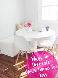 home decor giveaway 5 ways to decorate your home for less u0026 giveaway dizzybrunette3