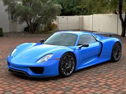 2013 porsche 918 spyder price for sale voodoo blue porsche 918 spyder
