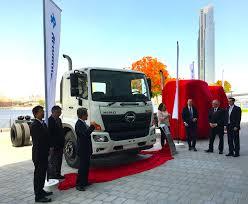 lexus uae service centre al futtaim motors launches new hino 500 series in the uae