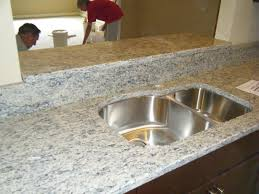 Corian Countertop Edges Best Countertops For Kitchens Corian Butcher Block Countertops