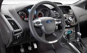 Ford Focus 1999 Interior 2013 Ford Focus St First Drive U2013 Review U2013 Car And Driver