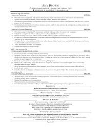 Resume For Video Production Executive News Producer Resume Corpedo Com