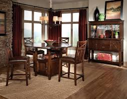 Black Wood Dining Room Table by Dining Room Furniture
