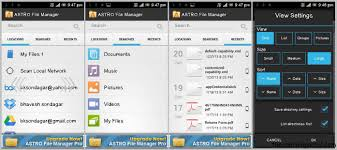 astro file manager sync u0026 manage android files with cloud storage