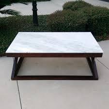 marble top coffee table nadeau san antonio