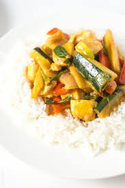 Thai Red Pumpkin Curry Recipe by Coconut Chicken Thai Curry U2014 Tastes Lovely