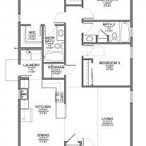 house layout clipart home architecture floor plan bedroom house plans simple three room