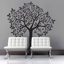 wall stickers florals trees and branches shop wall art com tree 2 wall sticker