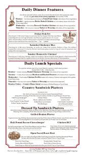 southern meals cracker barrel menu best country cooking