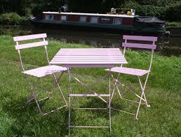 Aluminium Garden Chairs Uk 3 Piece Metal Garden Patio Furniture Bistro Set Table U0026 2 Chairs