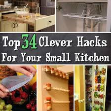 kitchen hacks top 34 clever hacks and products for your small kitchen amazing