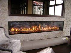 Modern Outdoor Gas Fireplace by I Like The Rectangular Fireplace With Hearth To Put Your Feet