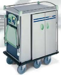 chariot chauffant cuisine electro calorique produits chariots porte assiettes et portes