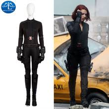 Halloween Costume Black Widow Popular Black Widow Costume Buy Cheap Black Widow Costume Lots