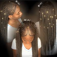cornrows hairstyle with part in the middle 10 fulani cornrow braids styles you should rock now naa oyoo