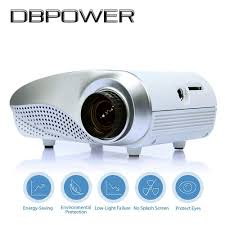 home theater projector package deals dbpower rd 802 projectors mini led lcd proyector home theater
