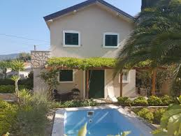 House With Pools Property Vrboska House With Pool Mooring And Boat Included