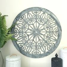 Metal Tree Wall Decor Wall Decor Round Outdoor Metal Wall Art Round Mirror Wall Decor
