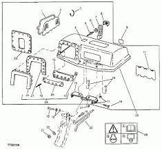 john deere power flow bagger parts diagram automotive parts