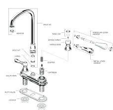 kitchen sink faucet repair faucet replacement parts delta kitchen sink faucet repair parts