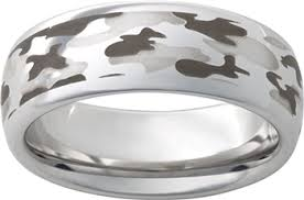 vitalium wedding band contemporary bands for your engagement 101