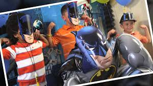party city halloween games batman birthday party ideas youtube