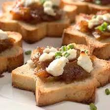 rye bread canapes canape bread