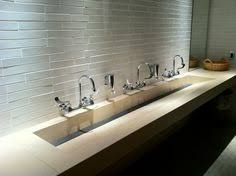 Commercial Bathroom Sinks And Countertop Ironwood Manufacturing Toilet Compartments Restroom Partitions