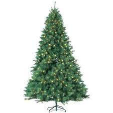 home depot ge christmas lights home depot pre lit christmas trees pine with clear lights ge