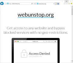 comment installer adwcleaner sur le bureau supprimer webunstop org comment supprimer