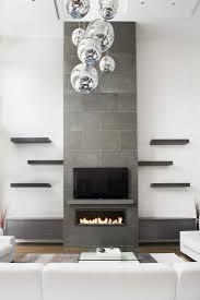 How To Finish A Fireplace - best 25 modern fireplace mantels ideas on pinterest modern