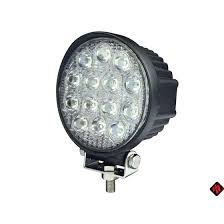 round led driving lights 4 42w round led driving light in spot or flood beam 1442 big