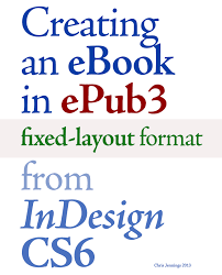 pagetoscreen ebook creating an ebook in epub3 fixed layout