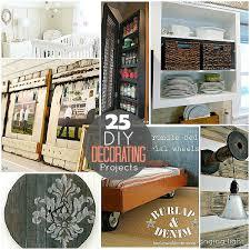 home decor projects 25 diy home decor projects diy comfy home