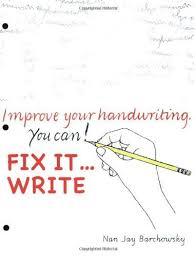 14 best handwriting improvement images on pinterest handwriting