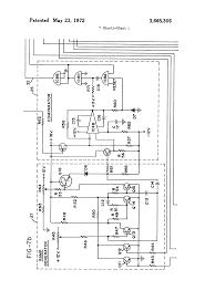 component analog multimeter block diagram patent us3665305 to
