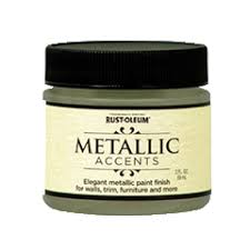 rust oleum metallic accents trial size product page