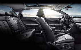 Kia Optima Interior Colors 2017 Optima Hybrid Not Your Average Hybrid Car