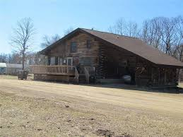 pepin county wisconsin log homes for sale