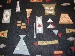 Mid Century Modern Fabric Reproductions 6 Places To Buy Barkcloth Retro Renovation