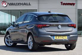vauxhall astra 2017 used 2017 vauxhall astra sri ecoflex s s for sale in essex