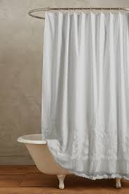 At Home Curtains French Style Shower Curtains Add Stylish Texture And Color To Your
