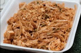 foodista post thanksgiving meals turkey pad thai