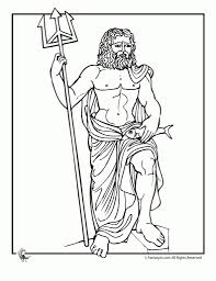 greek gods coloring pages pertaining to home cool coloring pages