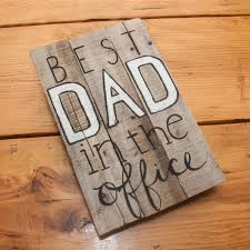 father u0027s day gifts best dad in the office custom office