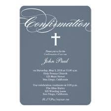 confirmation invitations calligraphy dove holy communion and confirmation card zazzle