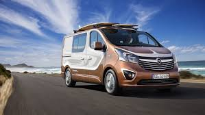 concept van opel vivaro surf concept lifestyle van for sports and leisure