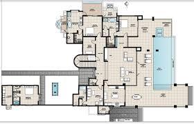 floor plan concept floor plans the beach house open concept small ground momchuri